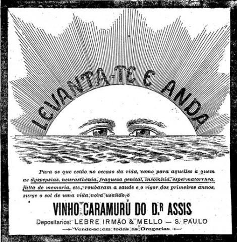 propaganda vinho caramuru