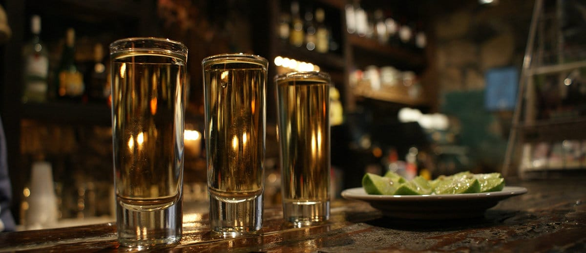 shots-tequila