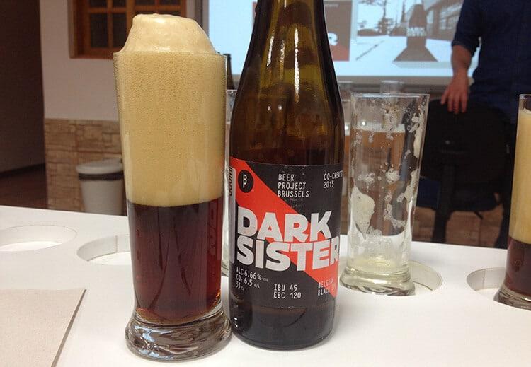 cerveja dark sister