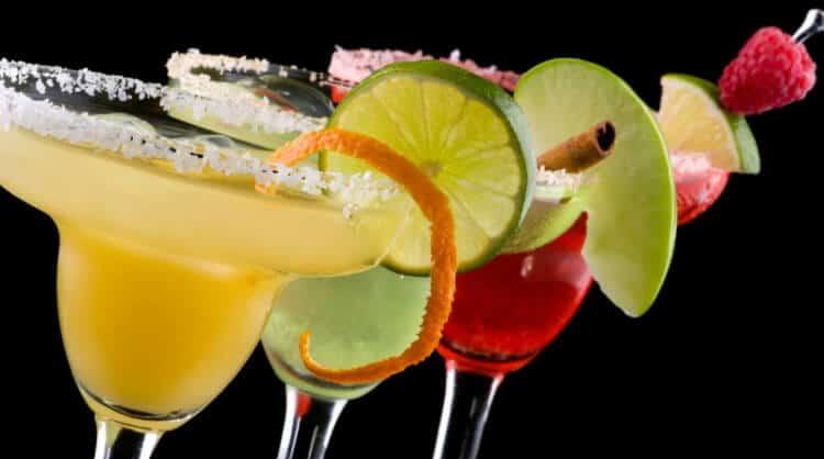 Drinks e caipi