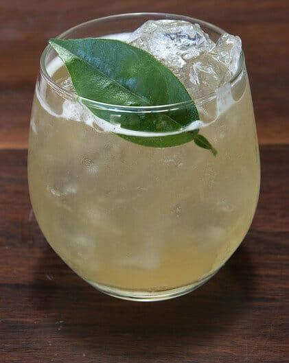 Drink Flor da Caatinga do Anexo São Bento