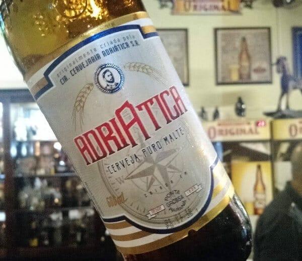 garrafa adriática