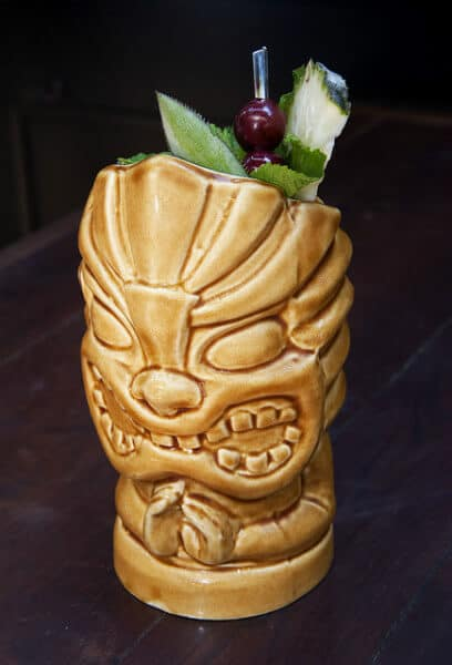 Drink Tiki Trader Vic Tribute do Anexo São Bento