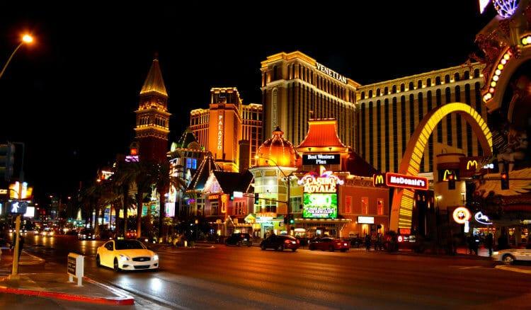 hotéis da cidade do pecado