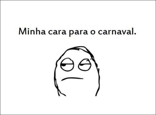 cara pro carnaval