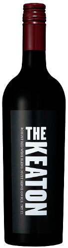 Garrafa do vinho da Dieane Keaton