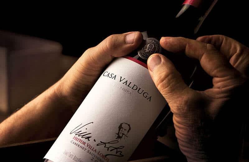 Vinho Casa Valduga, da Famiglia Valduga