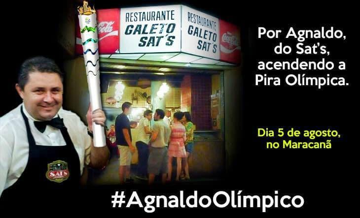 agnaldo olímpico