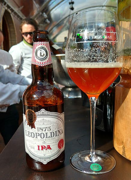 Cerveja Leopoldina ipa