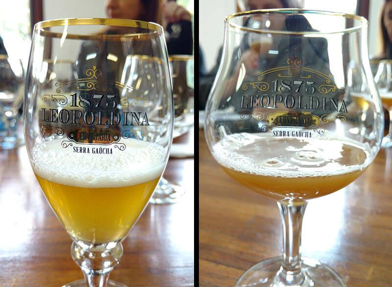 novas cervejas da Leopoldina
