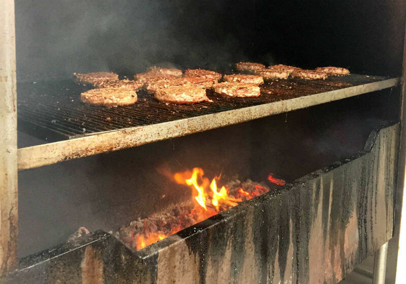hamburguer do Festival de Outono Bodebrown de 2016