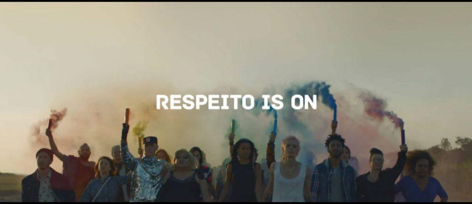 #RespeitoIsOn dia do orgulho LGBT