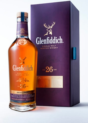 Top 5 whiskies: Glenfiddich 26