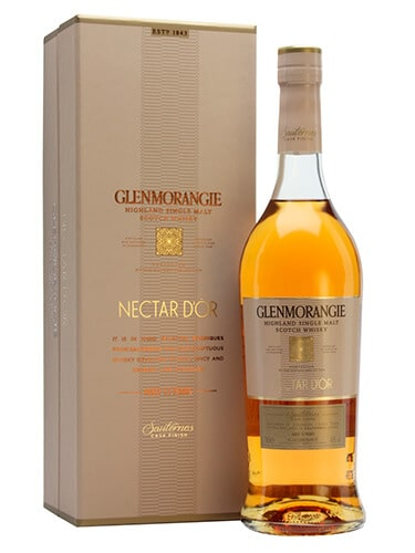 Top 5 whiskies: Glenmorangie Nectar DOr