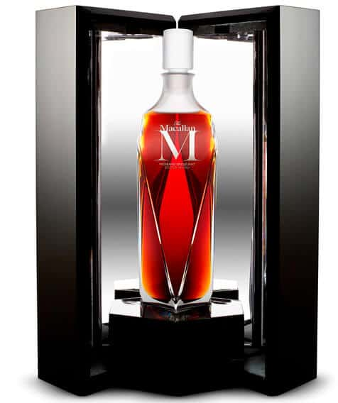 Top 5 whiskies: The Macallan M