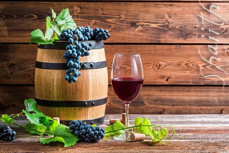 tipos de uva do vinho tinto