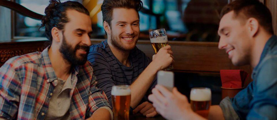 vamos beber uma cerveja