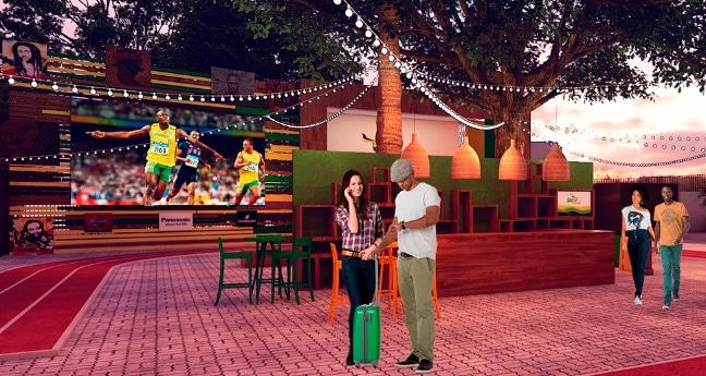 casas temáticas jamaica
