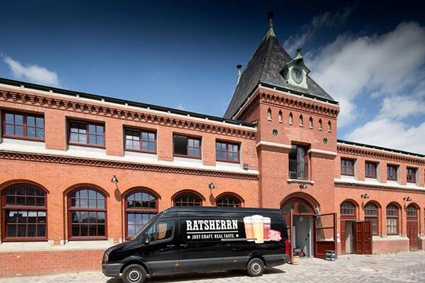 fachada Ratsherrn Brauerei