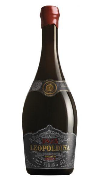 cerveja leopoldina old strong ale