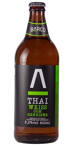 cerveja thai weiss