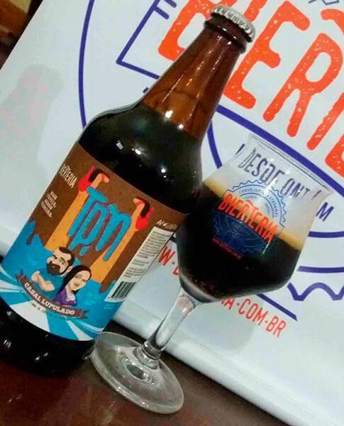 cerveja tpm no Mondial de La Bière 2016