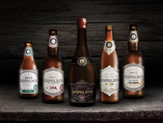 cervejas leopoldina da Famiglia Valduga