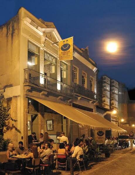 mangue seco, local do Clube Carioca da Cachaça
