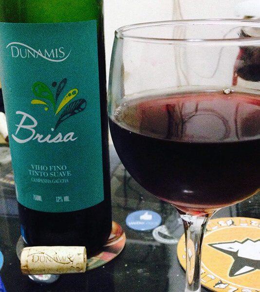 vinho brisa