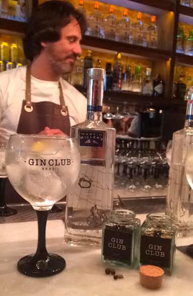 Martin Miller's - O gin das 3.000 milhas.