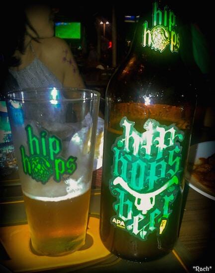 cerveja hip hops