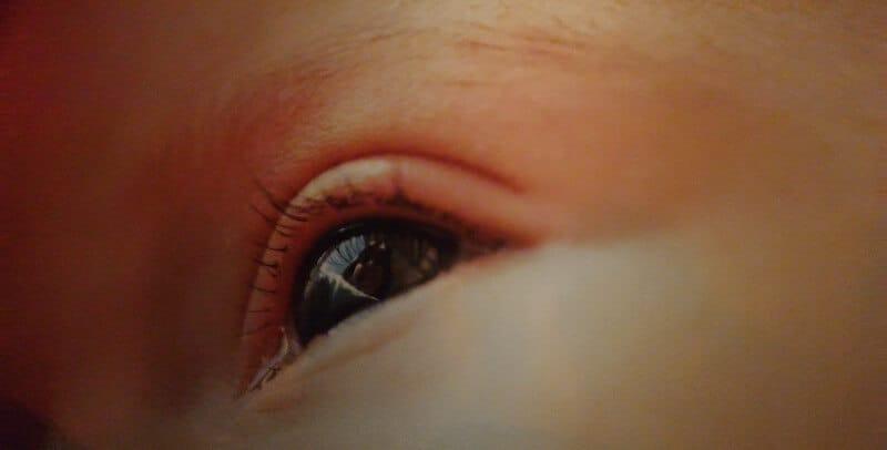 olhos bebê Coletivo Stella Artois