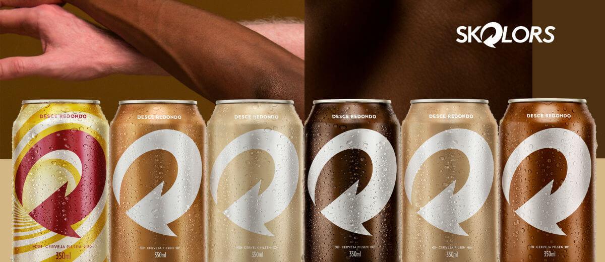 Skol lança suas latas coloridas capa