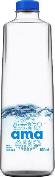 garrafa água AMA