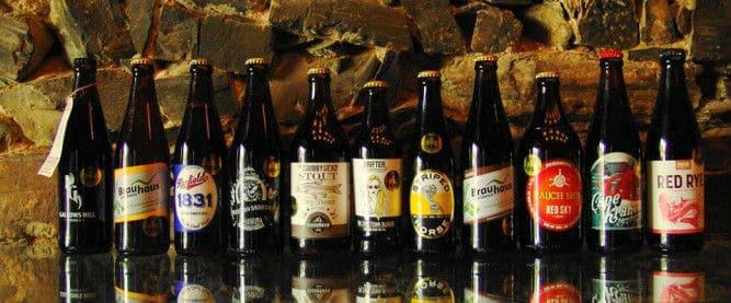 Cervejas da África do Sul