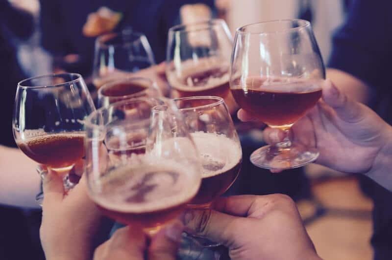 Cerveja reduz sensibilidade à dor
