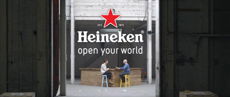 heineken open your world