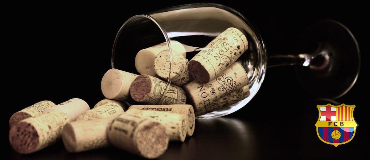 Vinho do Barcelona