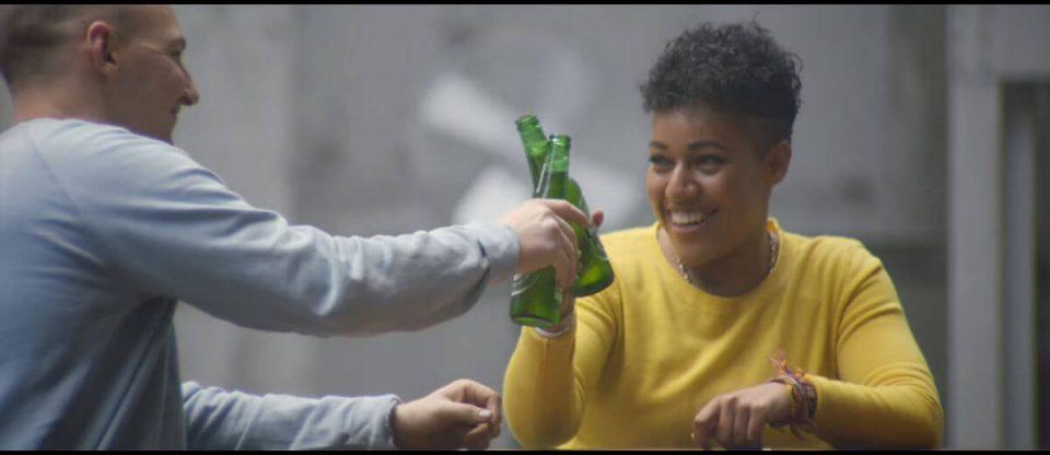 Worlds Apart Heineken