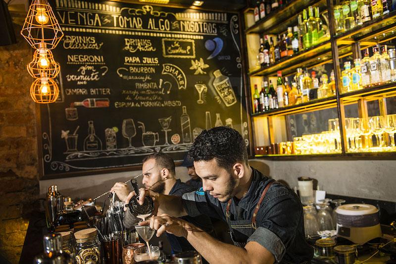Garoa Bar Equipe Bar