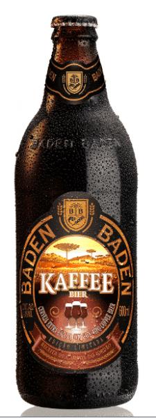 garrafas Baden Baden Kaffee Bier