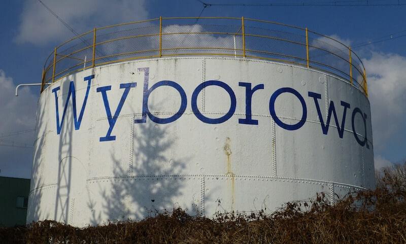 tanque Wyborowa