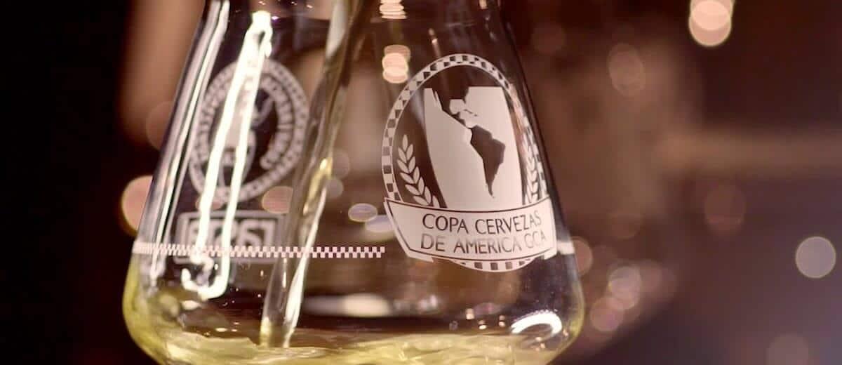 copo CopaCervezas de America