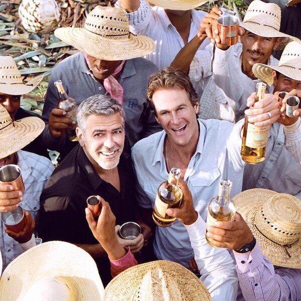george clooney tequila Casamigos