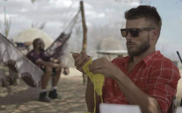 rodrigo hilbert tricotando