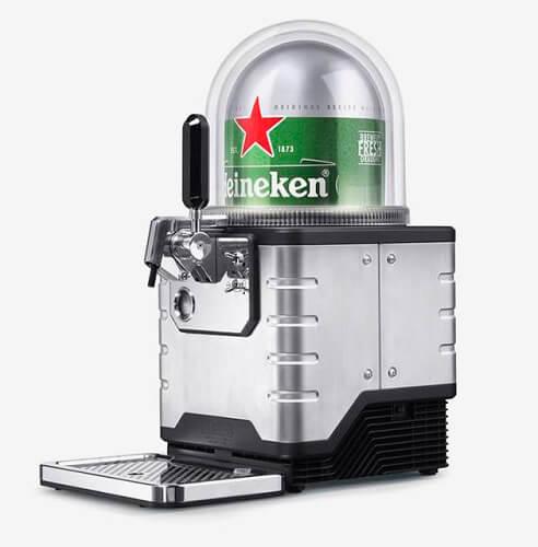 Nespresso da Heineken