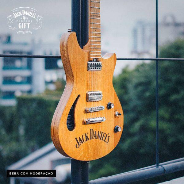 guitarra Jack Daniel's Perfect Gift