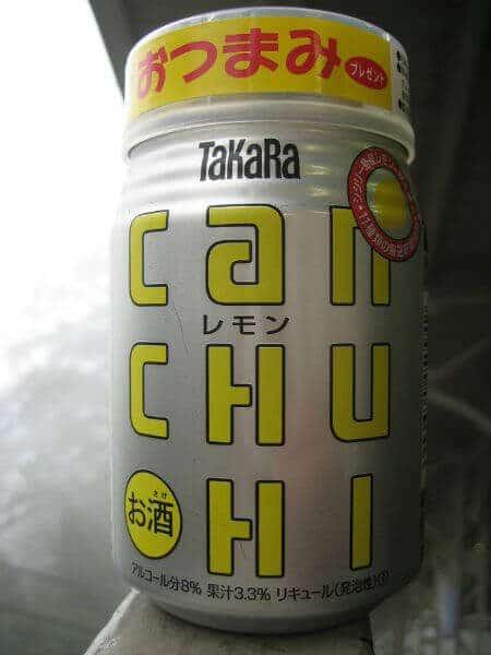 lata chu-hi Bebida alcoólica da Coca-Cola será lançada no Japão