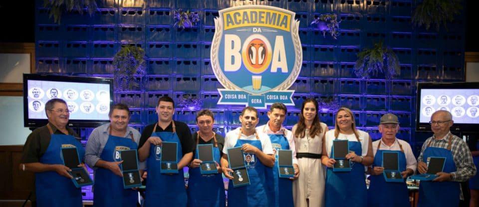 garçons academia da boa