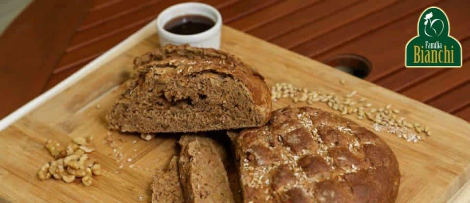 pão de malte